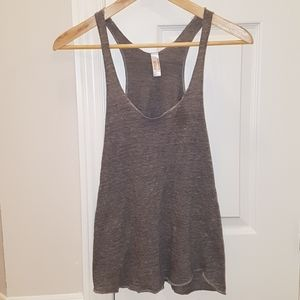 3/$20 American Apparel woman sz S grey top